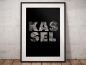 Mobile Preview: Stadtposter Kassel