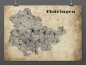 Mobile Preview: Thüringen Vintage Style