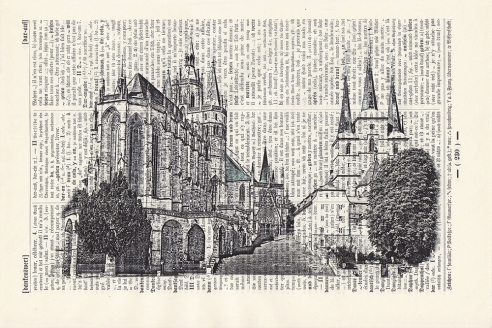 Cathedral of Erfurt