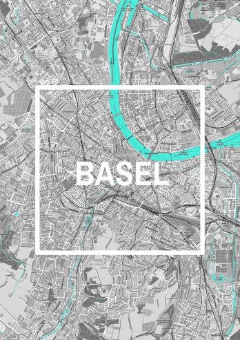 Basel Framed City