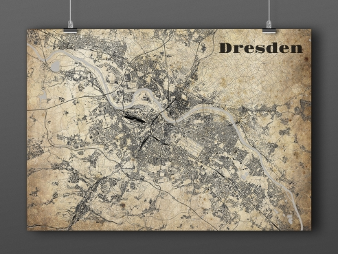 Dresden Vintage Style