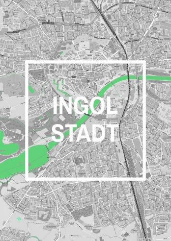 Ingolstadt Framed City