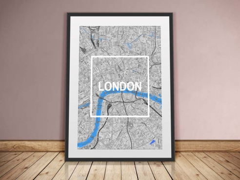 London Framed City