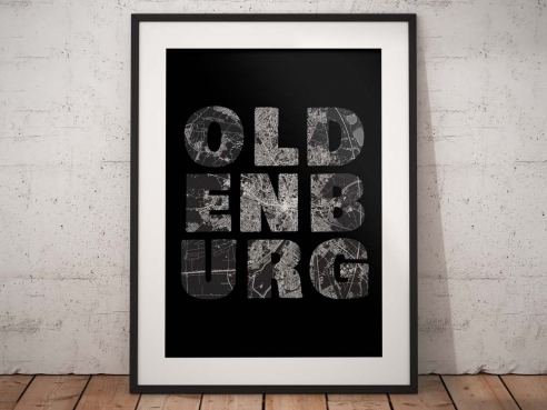 Stadtposter Oldenburg
