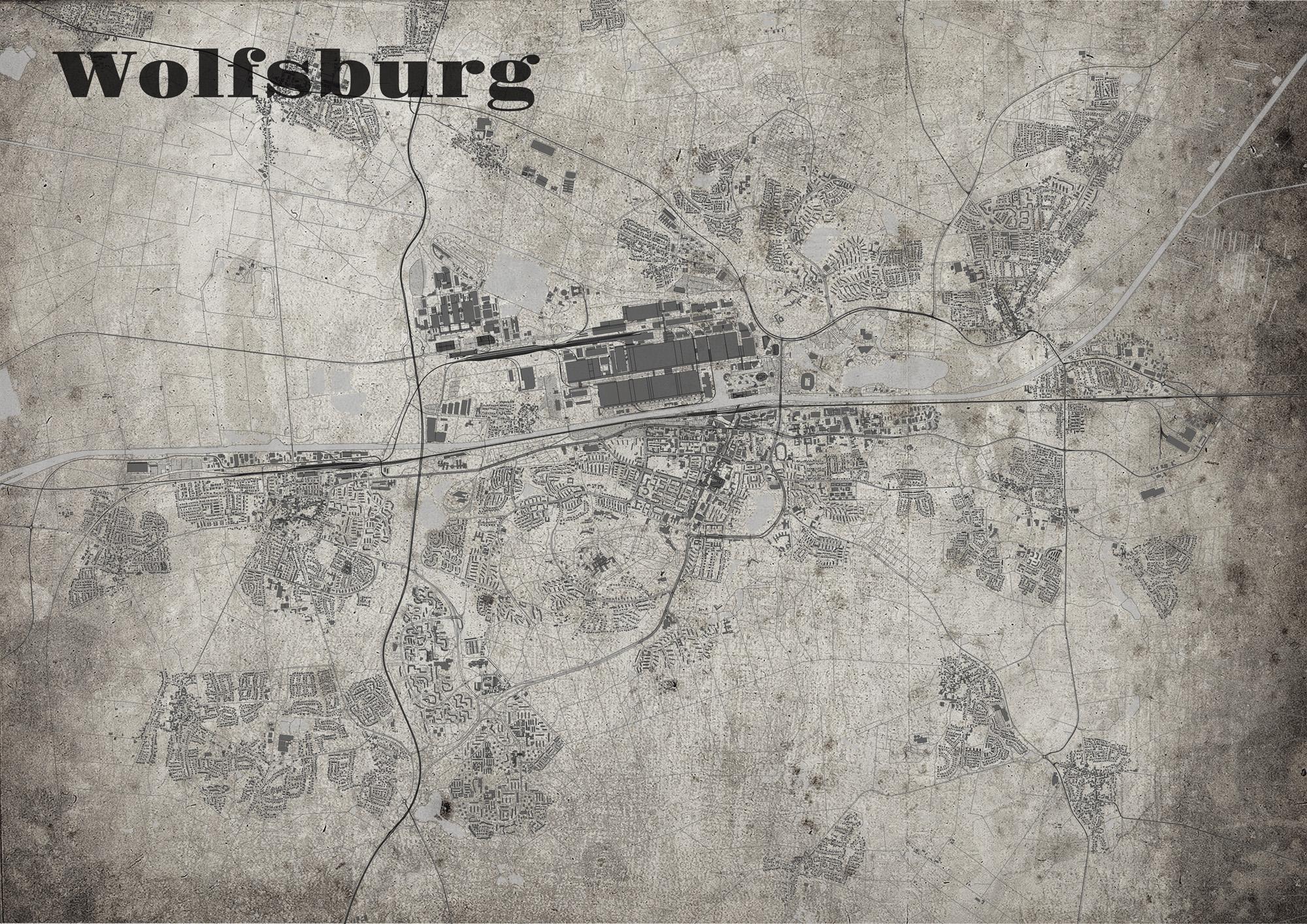 Old School Wolfsburg
