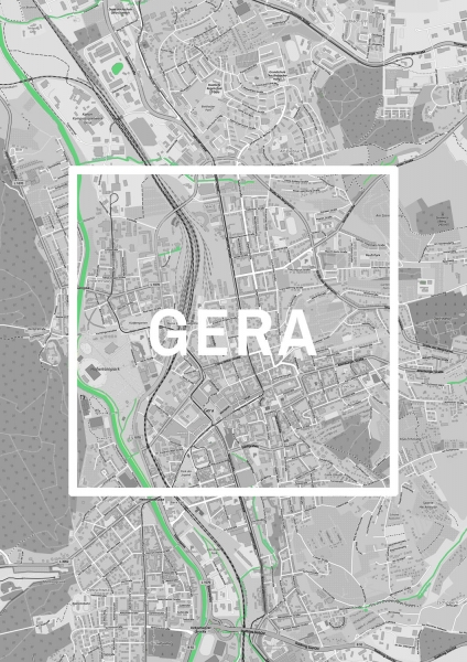 Gera Framed City