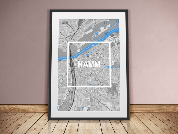 Hamm Framed City