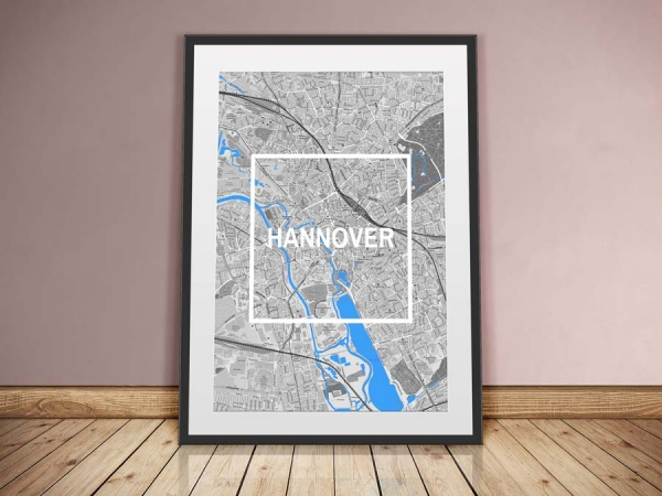 Hannover Framed City